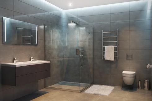 Ristrutturazione del bagno ecoplan trento